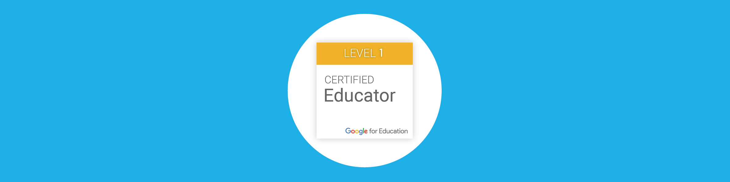 google certified educator training level 1 cloudwise