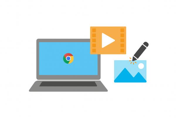 Creatief met Chromebooks