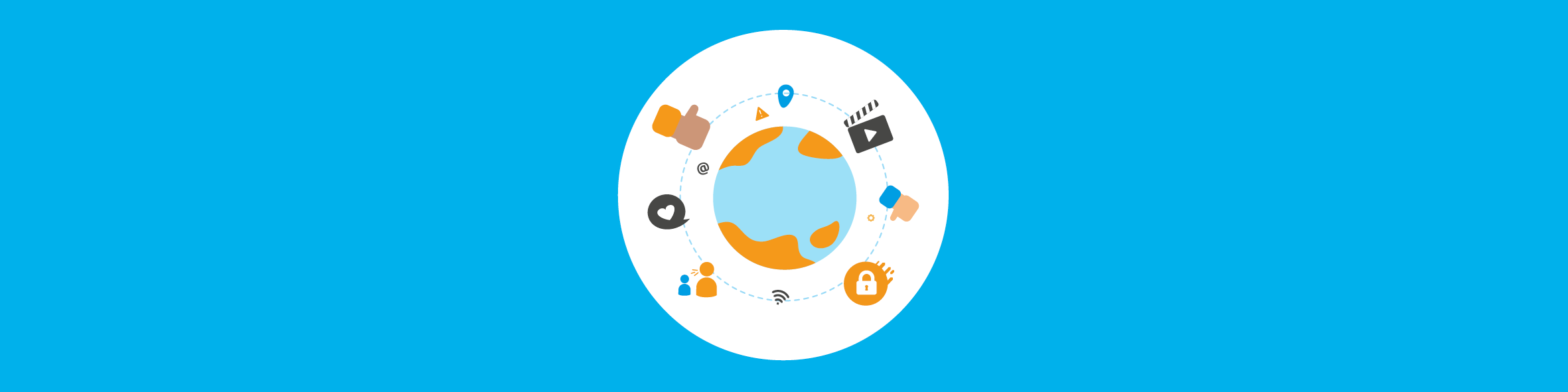Mediawijsheid - Cloudwise Academy header trainingsaanbod