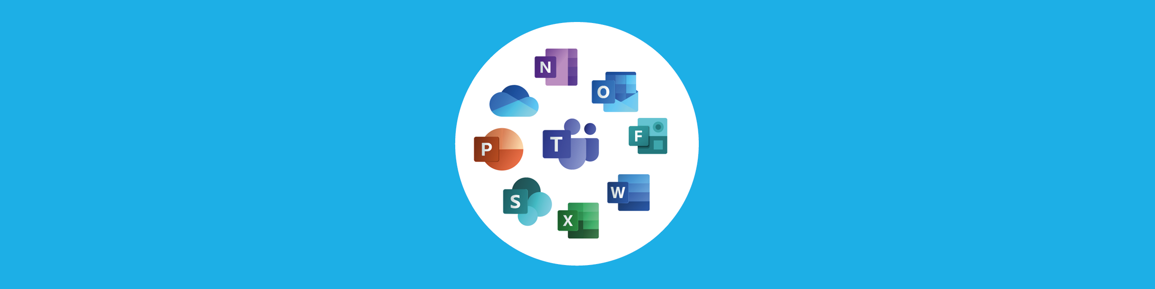 Microsoft 365 - Cloudwise Academy header trainingsaanbod
