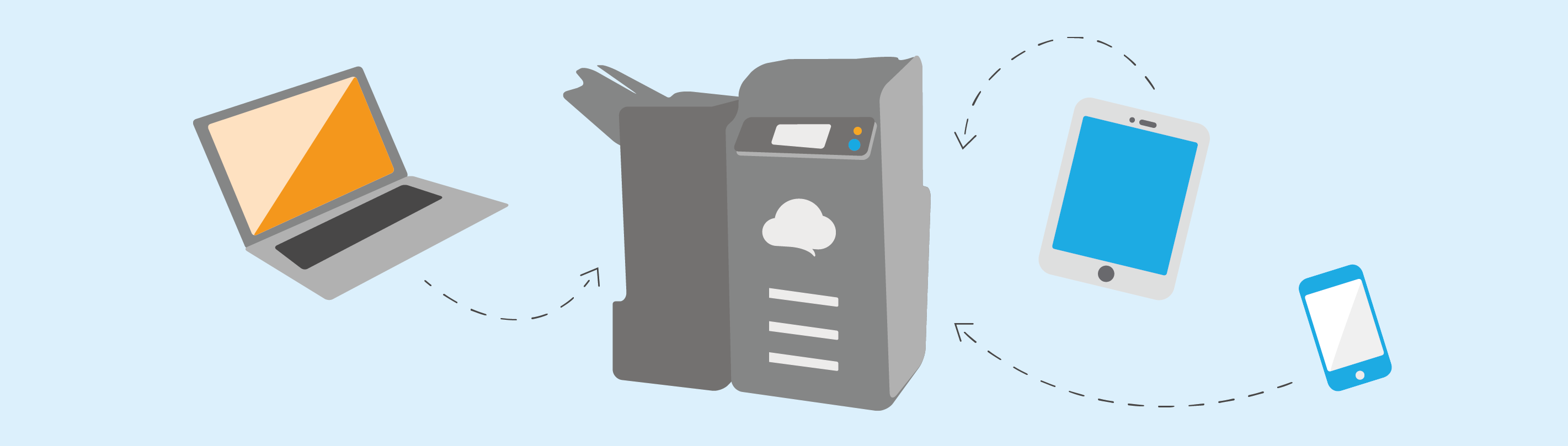 Header afbeelding - cloudprinten